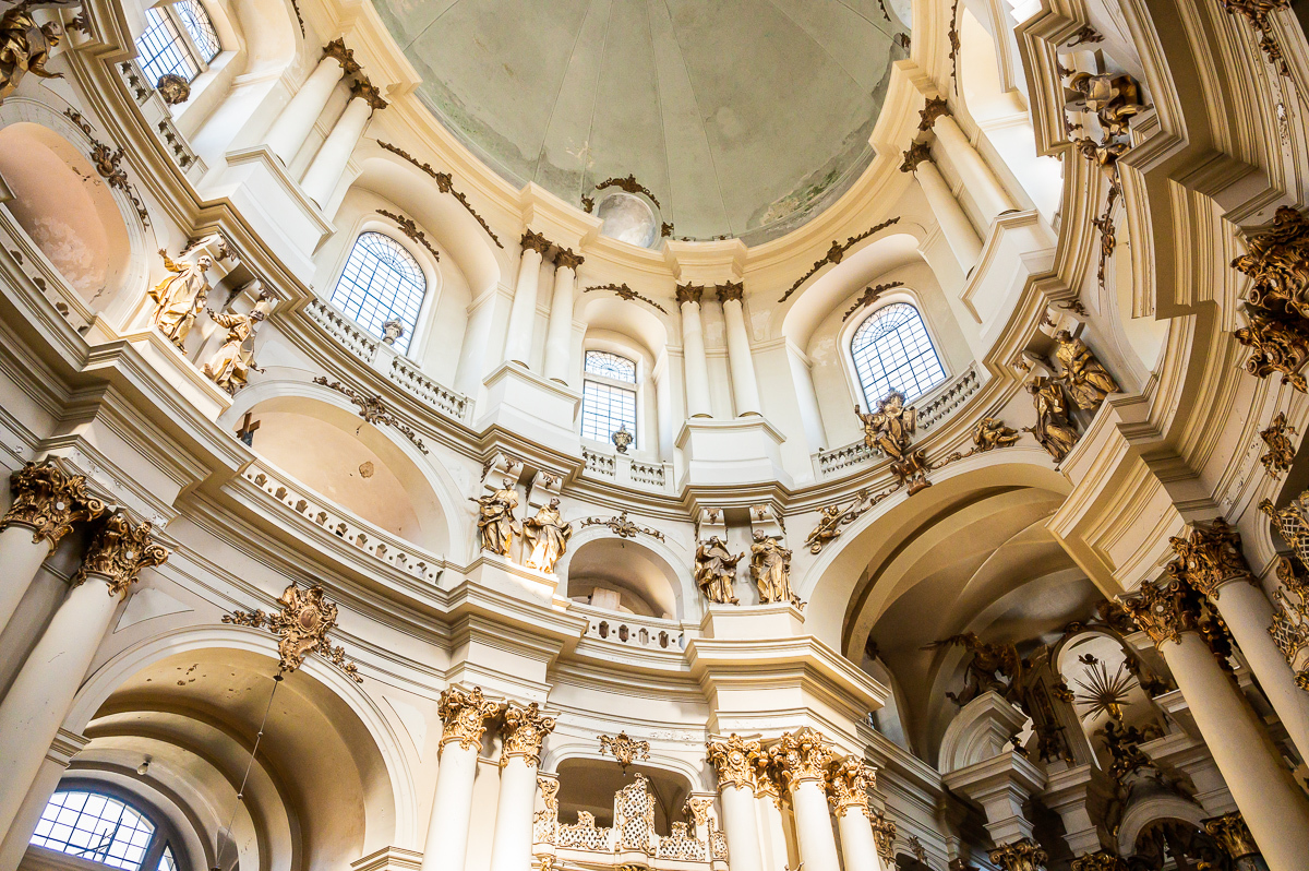 dominikánsky kostol