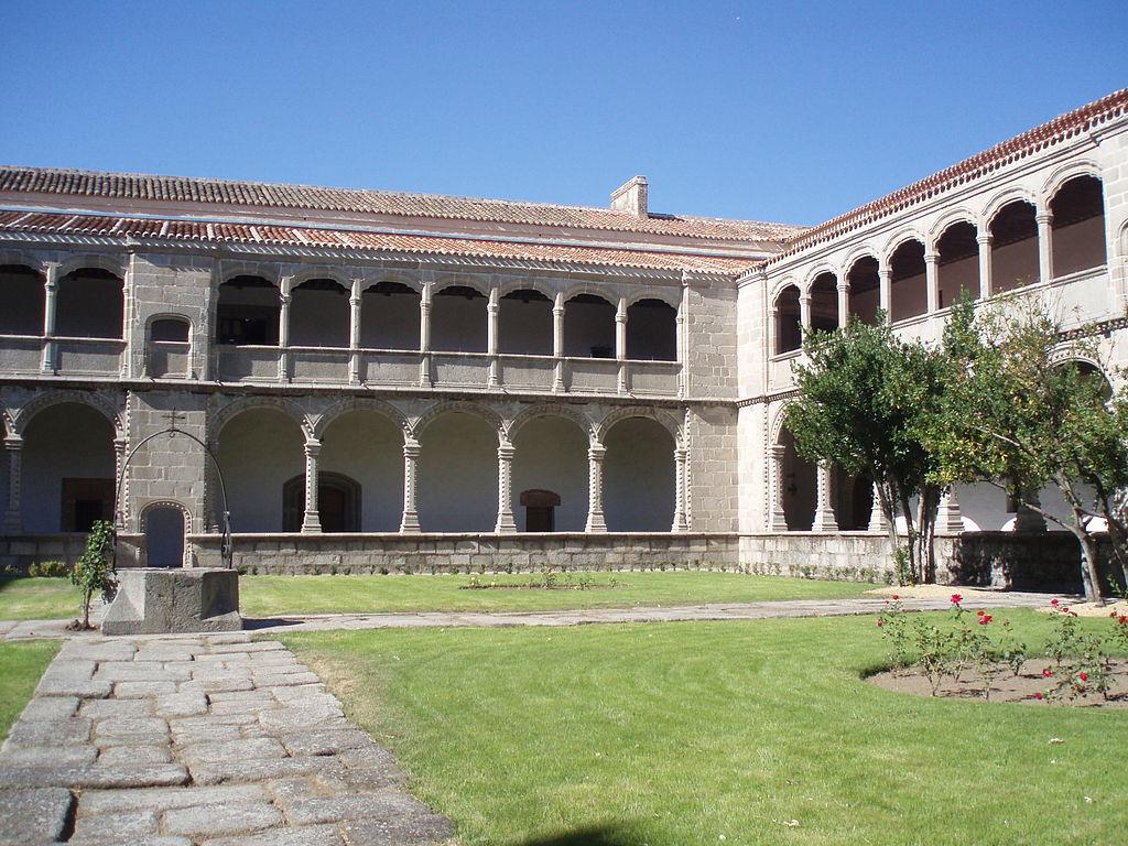 монастырь Святого Томаса