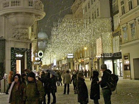 Vienna, Maria-Theresien-Platz