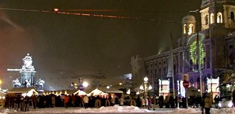 Viedeň, Maria-Theresien-Platz