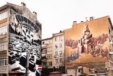 v Kadiköy objevíte spoustu skvělých graffiti