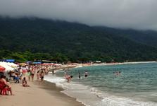 pláže Trindade