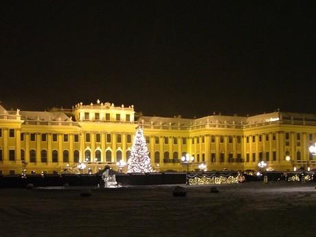 Schönbrunn, Vídeň