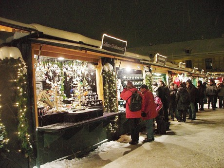 vánoční trhy, Vídeň