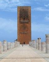 Башня Хассана