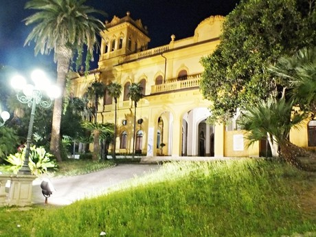 divadlo Kursaal, Montecatini Terme