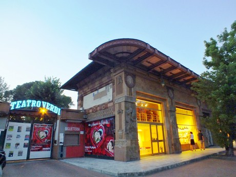 Teatro Verdi, Montecantini Terme
