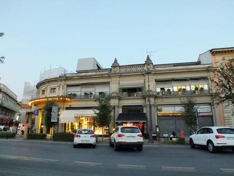 kino Excelsior, Montecatini Terme