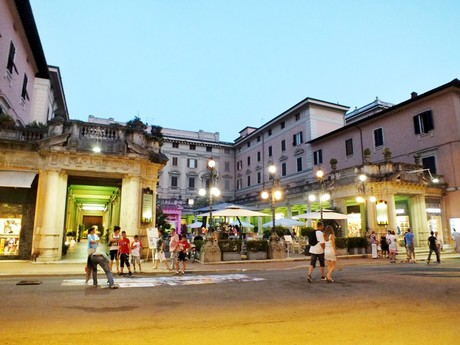 Viale Verdi, Montecatini Terme