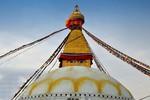chrám Boudhanath