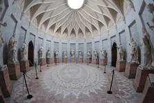 Habsburská sála, zdroj Schloss_laxenburg.at