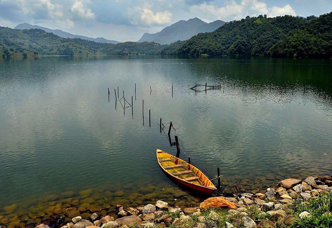 jezero Begnas