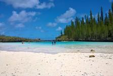 nejlepší místo pro šnorchlování najdete na Ile des Pins