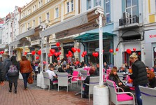 праздник любви в Болгарии празднут намного больше, чем у нас
