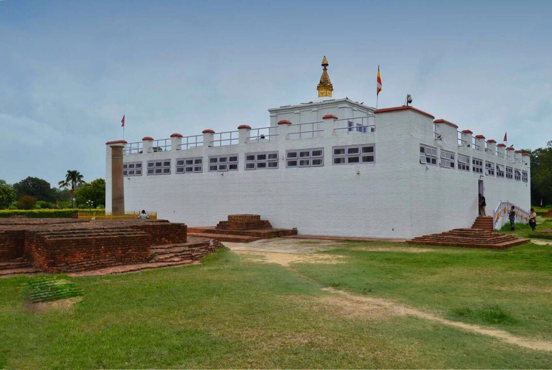 chrám Maya Devi