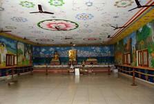 indický klášter