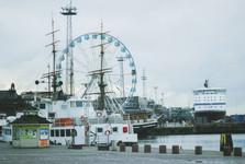 přístav v Helsinkách