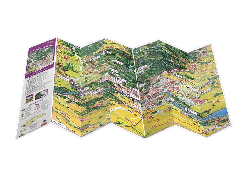 kniha Bratislava pro deti (mapa)