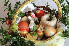 Easter traditions are more respected here than in the Czech Republic