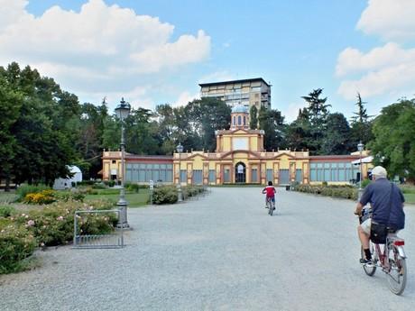 Parco Giardino Ducale Estense (Модена)