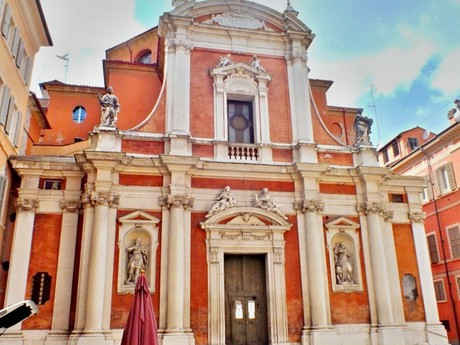 Chiesa di San Giorgio (Модена)
