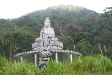 stezka Five Lakes Trail – Buddha