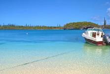 pláž Kanumera na jihu ostrova