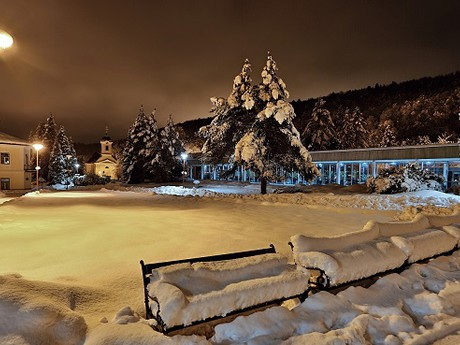 zima - ilustračné foto
