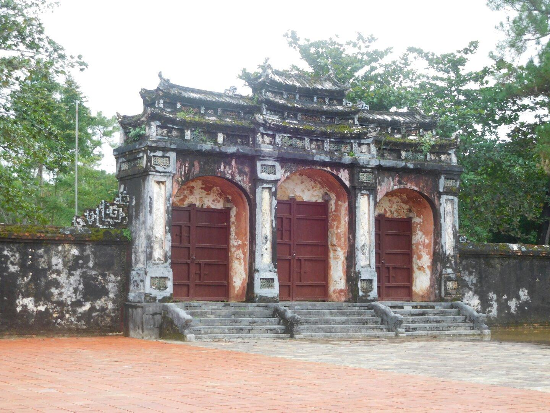 Ворота Dai Hong Mon