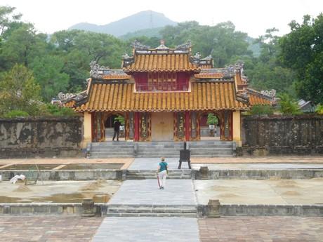 Ворота Hien Duc
