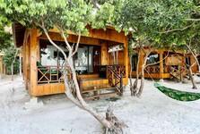 ubytování na pobřeží Saracen