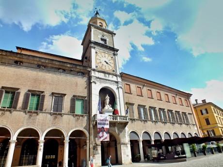 ратуша – Pallazzo Communale (Модена)