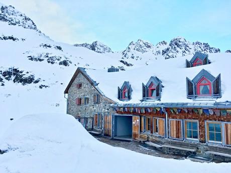 chata Jamtal Hutte
