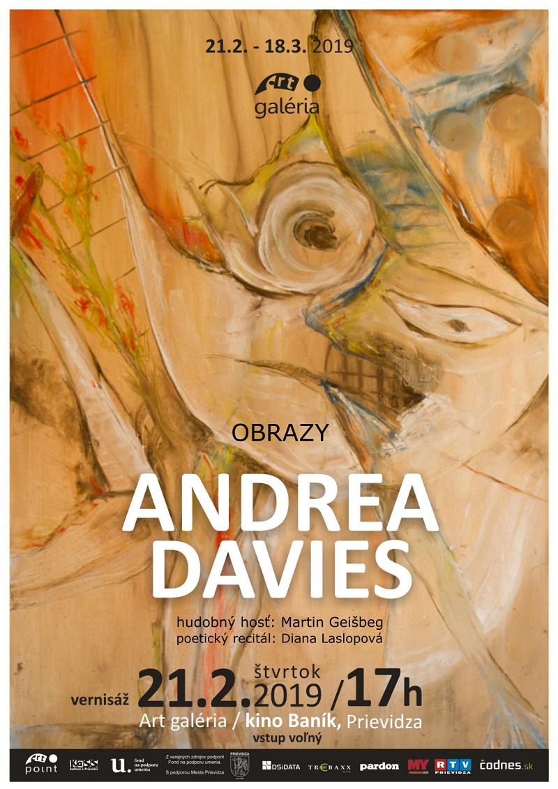 obrazy Andrea Davies