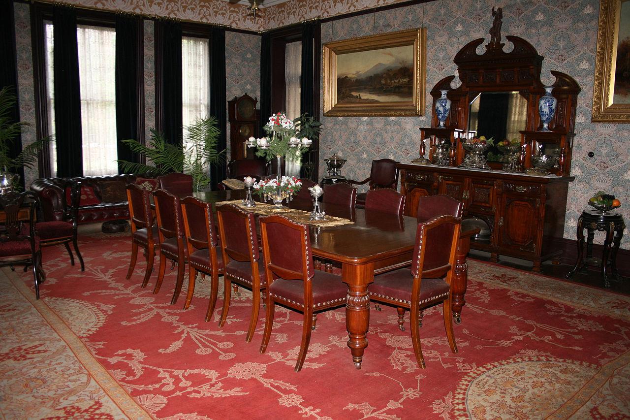 помещение, где был подписан мирный договор