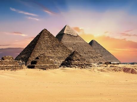 dovolenka (Egypt) - ilustračné foto