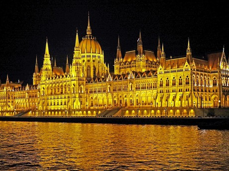 dovolenka (Budapešť) - ilustračné foto