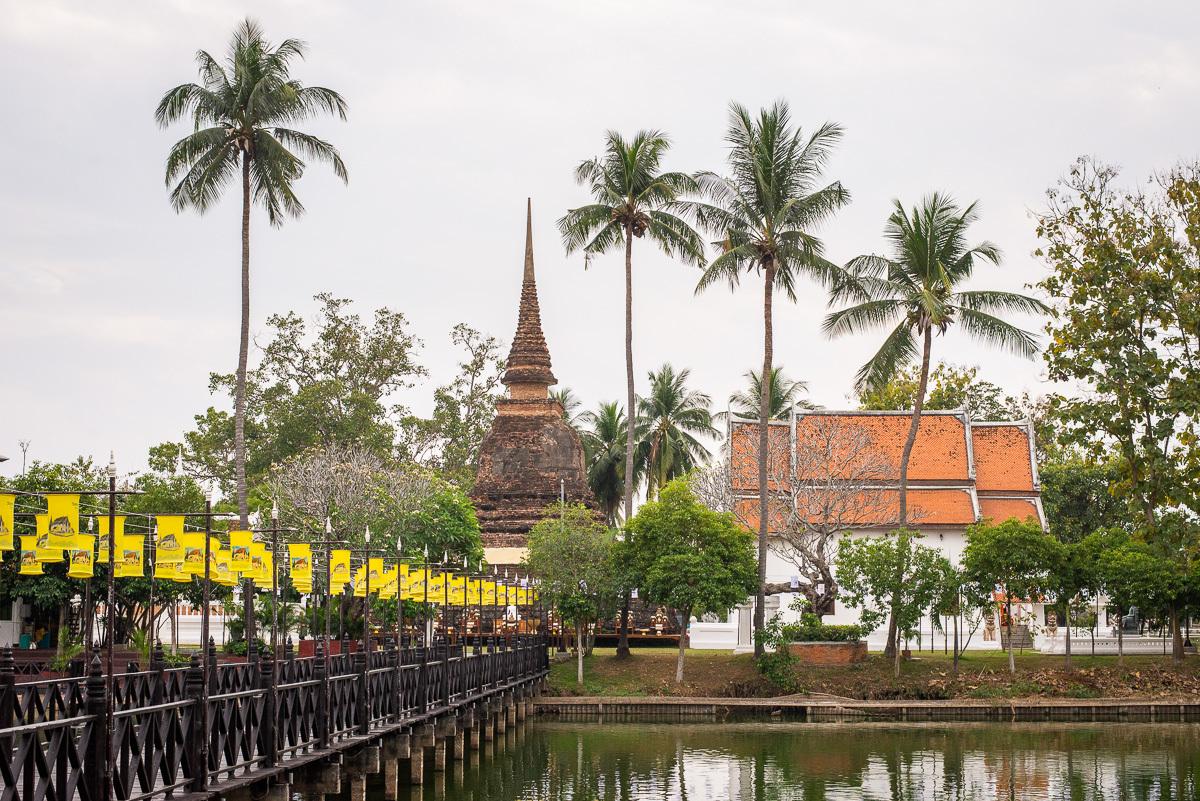 Wat Traphang Thong Lang