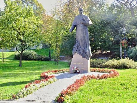 alej Jana Pavla II. (Wieliczka)