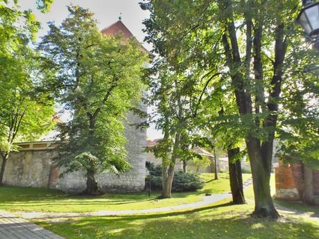 Zámek Župny (Wieliczka)
