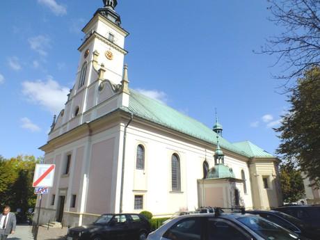 kostel sv. Klementa (Wieliczka)