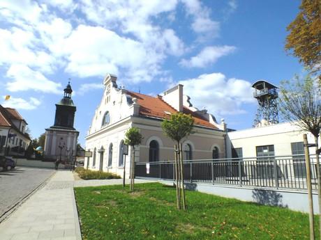 Regis mine structures (Wieliczka)