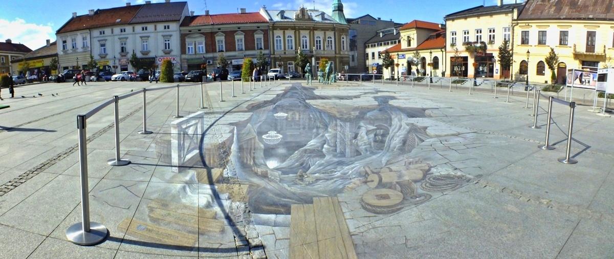 náměstí Rynek Górny (Wieliczka)