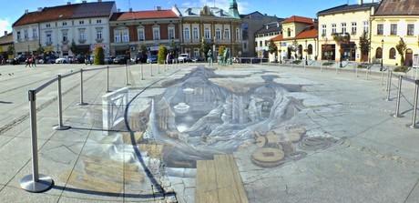 námestie Rynek Górny (Wieliczka)
