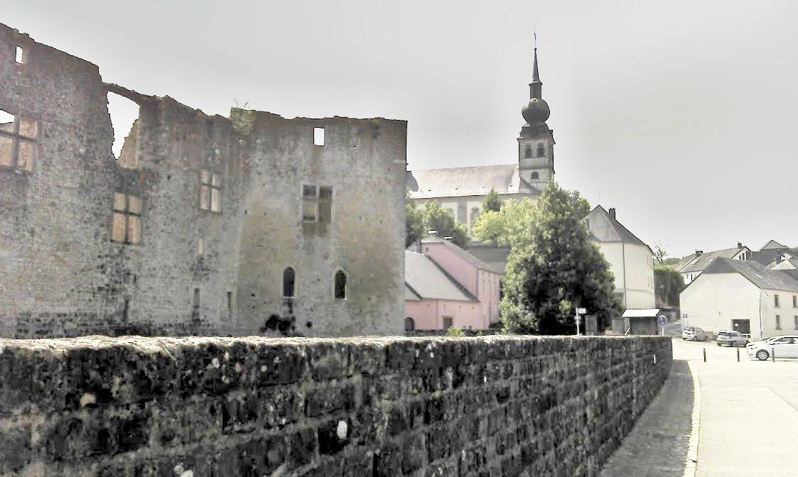 Koerich (Grevenschlass, church)