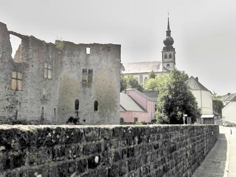 Koerich (Grevenschlass, kostol)