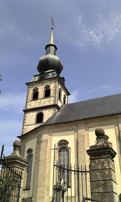 Koerich (St Remigius church)