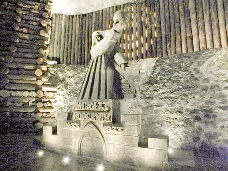 komora Mikuláša Koperníka (Wieliczka)