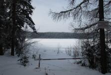 водохранилище Лазска