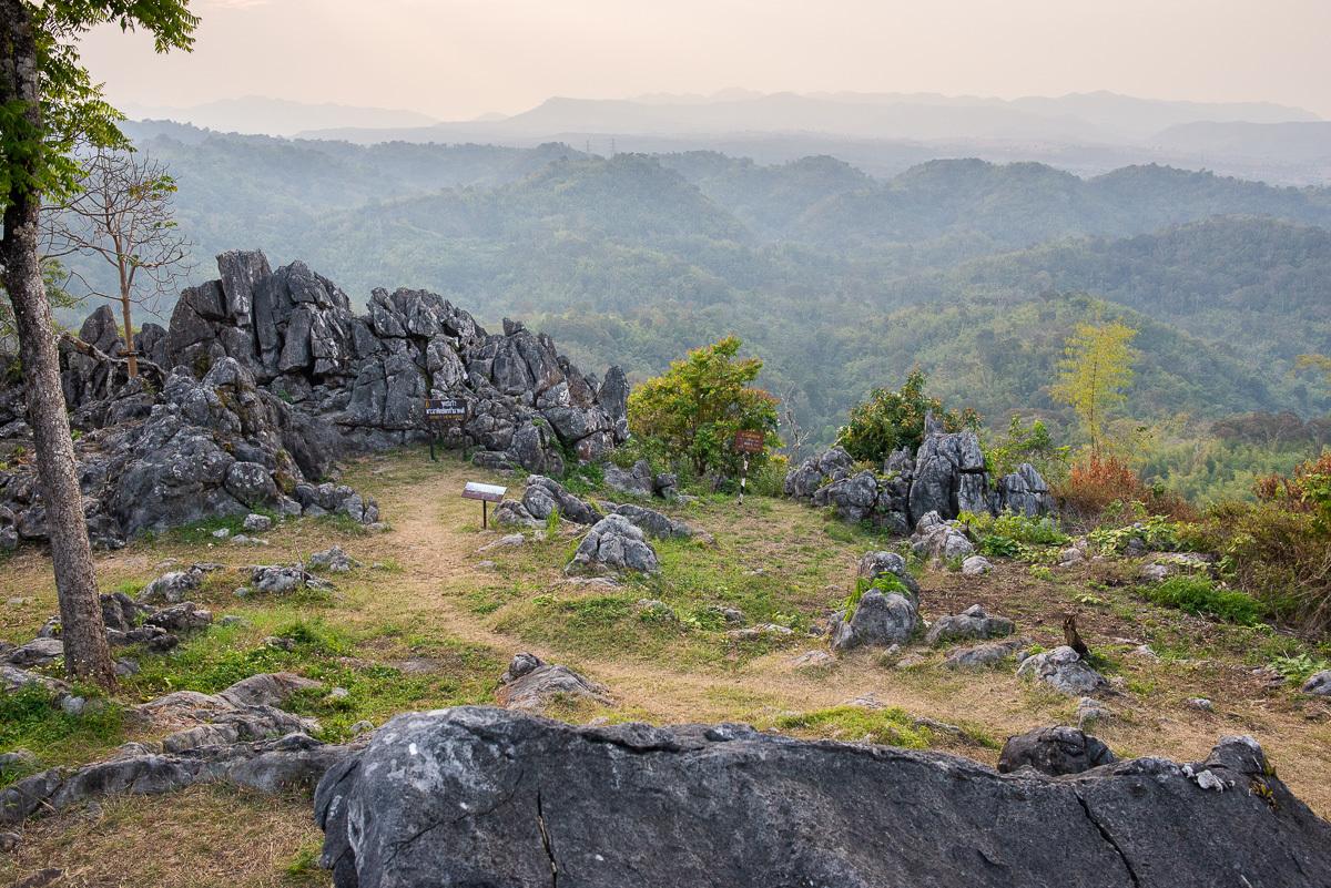 národní park Nam Nao